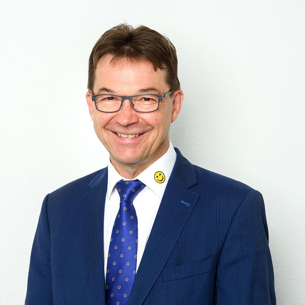 Werner Kimmerle, Geschäftsführer