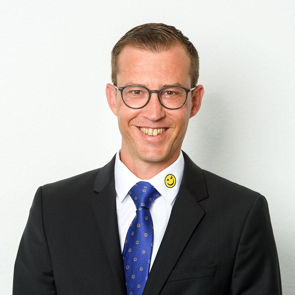 Witgar Jauch, Geschäftsführer