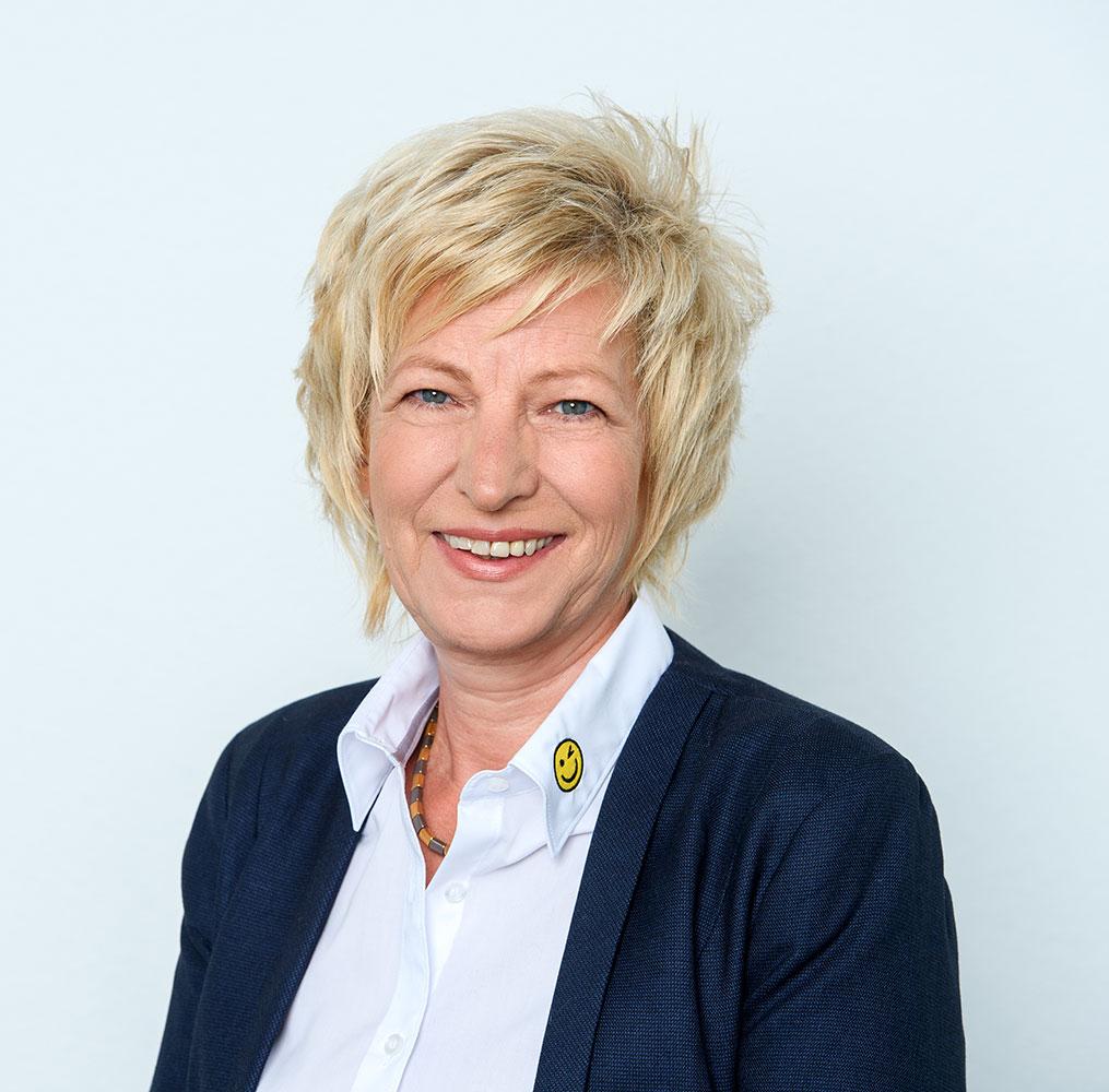 Birgit Korreng, Immobilienberaterin