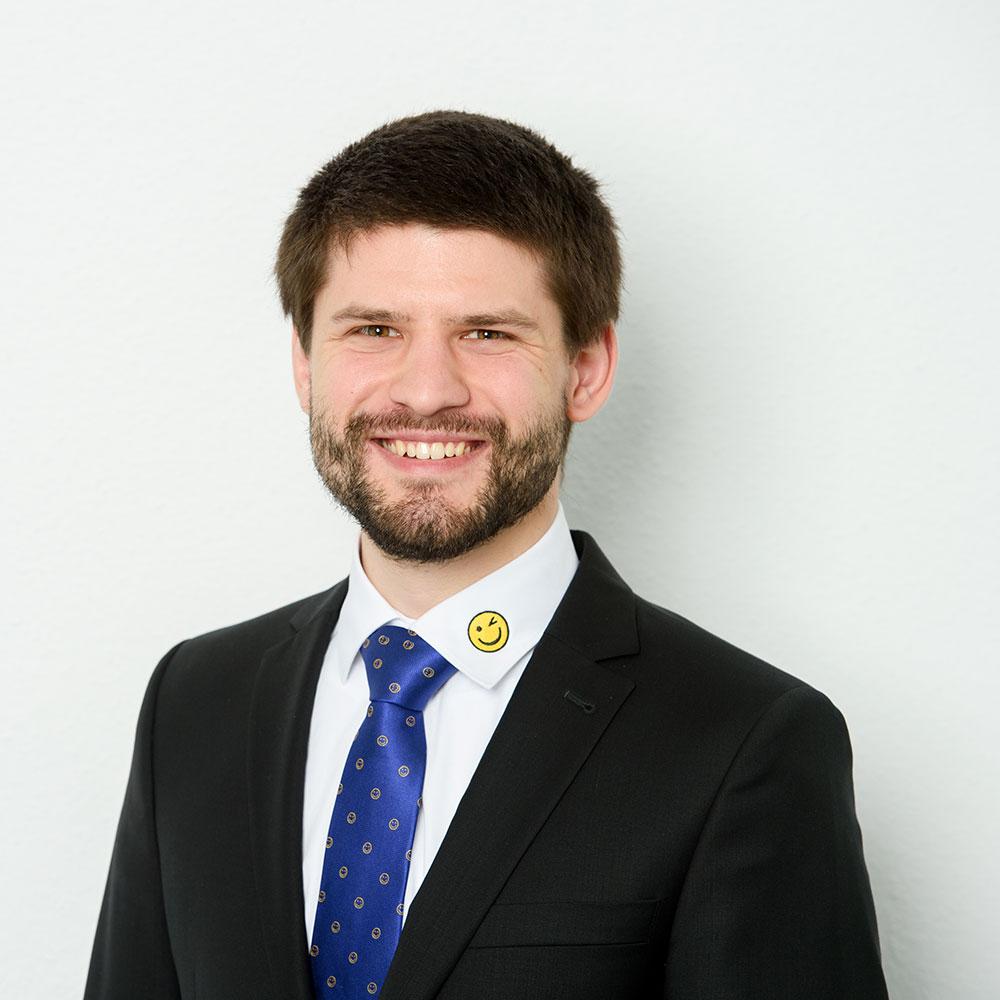 Patrick Eisenhut, Immobilienkaufmann